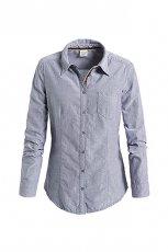 Urocza srebrna koszula ESPRIT dopasowana z kolekcji jesie�/zima 2012/2013