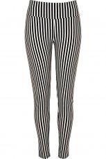 modne spodnie River Island w paski - moda na jesie� i zim�