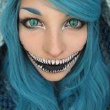 Makija� na Halloween - zombie