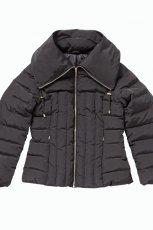 kr�tka kurtka F&F w kolorze br�zowym - moda na jesie� i zim�