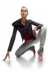 ramoneska Nike w kolorze popielatym - jesie�/zima 2012/2013