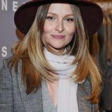 Marieta �ukowska w kapeluszu