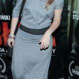 Anna Cie�lak w czapce