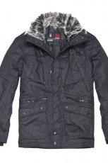 Modna popielata kurtka Cropp jesie�-zima 2012/ 2013