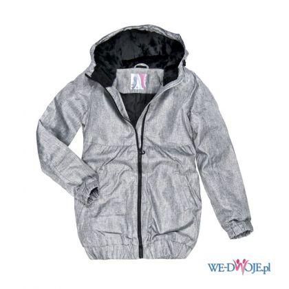 ... Cropp z kapturem na... - Zimowe płaszcze i kurtki od Cropp na jesień