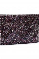b�yszcz�ca kopert�wka H&M w kolorze fioletowym - torebki na jesie� i zim�