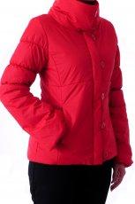 ciep�a kurtka Grey Wolf w kolorze czerwonym - moda na jesie� i zim�