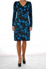 sukienka Grey Wolf w kolorze niebieskim - ubrania dla kobiet