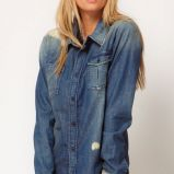 foto 4 - Koszula z dżinsu wciąż supermodna!