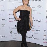 kr�tka sukienka w kolorze czarnym - Marta Kielczyk