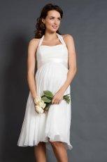 bia�a suknia �lubna Tiffany Rose kr�tka
