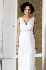 suknia �lubna Tiffany Rose odcinana pod biustem