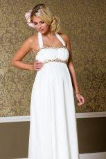 suknia �lubna Tiffany Rose wi�zana na szyi