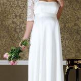 bia�a suknia �lubna Tiffany Rose
