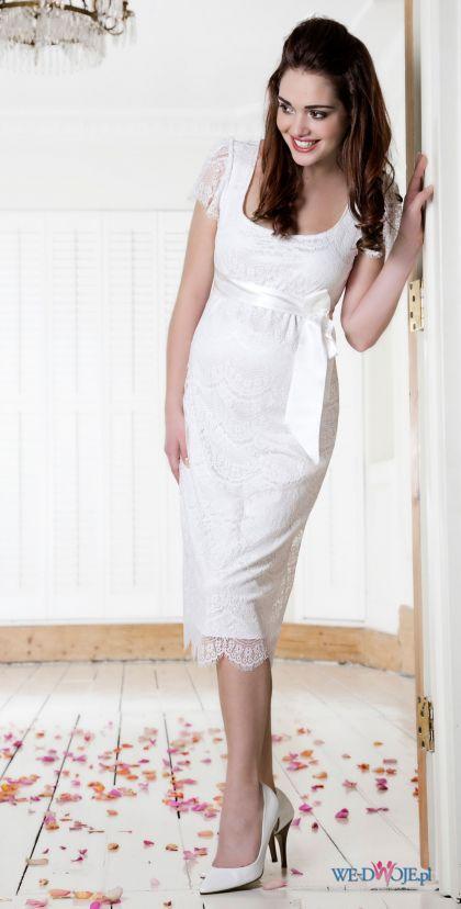 Фото нарядные платья для беременных 3