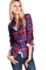 stylowa koszula H&M w kratk�