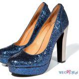 foto 2 - Błyszczące buty na sylwestra, karnawał i studniówkę