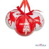 foto 1 - Bombki i ozdoby choinkowe Zara Home - Boże Narodzenie 2012