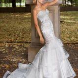 suknia �lubna Annais Bridal z falbanami