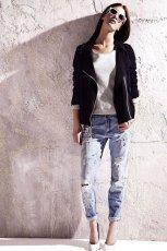 jeansowe rurki River Island - kolekcja na wiosn� 2013