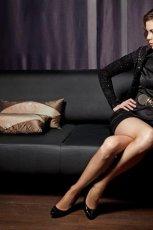 seksowna sukienka Orsay w kolorze czarnym - �wi�teczna kolekcja 2012