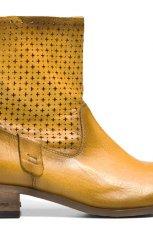 kowbojki Badura w kolorze musztardowym - buty na wiosn� 2013