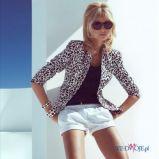 foto 2 - Magdalena Frąckowiak w wiosennym lookbooku H&M!