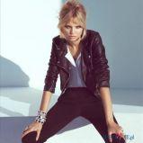 foto 4 - Magdalena Frąckowiak w wiosennym lookbooku H&M!
