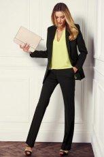 bluzeczka Next w kolorze seledynowym - moda na wiosn�