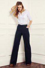 bluzka Next w kolorze bia�ym - moda na lato