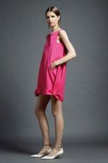 r�owa sukienka Valentino - kolekcja wiosenna