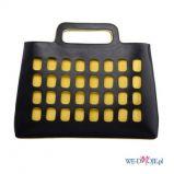 modny kuferek Solar w kolorze czarnym - wiosna 2013