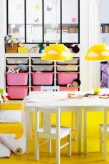 Kreatywne meble pok�j dzieci�cy IKEA  -trendy 2013