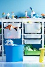 Tw�rcze meble pok�j dzieci�cy IKEA  -inspiracje 2013