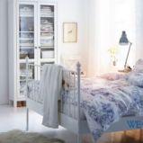 Praktyczne meble sypialnia IKEA -trendy 2013
