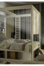 Urocza sypialnia w kolorze ecru od Meble VOX  -pomys�owe wn�trze