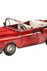 Stylowy Mercedes dekoracja do salonu od  Black Red White