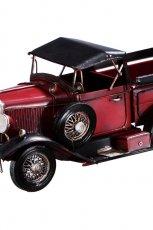 Awangardowe auto  dekoracja do salonu od Black Red White