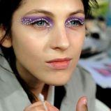 Kryszta�owe powieki  - Christan Dior Pret a Porter SS 2013