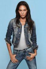 katana H&M z przetarciami - wiosna/lato 2013