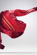 kurtka Nike w kolorze czerwonym - wiosna 2013