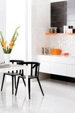 Modna kuchnia w kolorze bieli od Parady�  - pomys�y 2013