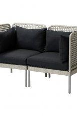 Wygodna sofa modu�owa do ogr�du  IKEA  -inspiracje 2013