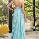 suknia Alyce Paris z kryszta�kami