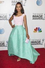 mi�towa suknia dwucz�ciowa Kerry Washington