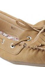 be�owe mokasyny CCC - buty na wiosn�