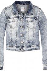 jeansowa katana Reserved - lato 2013