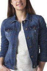 jeansowa kurteczka Promod - wiosna 2013