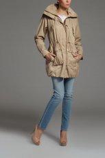 d�u�sza kurtka Top Secret w kolorze br�zowym - moda na wiosn� 2013
