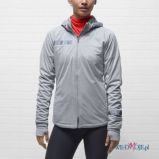sportowa kurtka Nike w kolorze szarym - wiosna i lato 2013